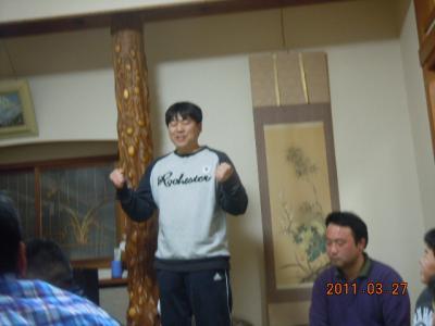 平成22年 3月 27日  レスリング6年生を送る会 048