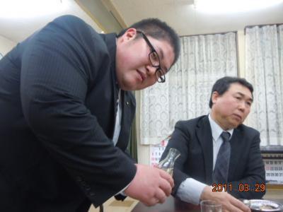 平成22年 3月 29日  呑み会3つ 009