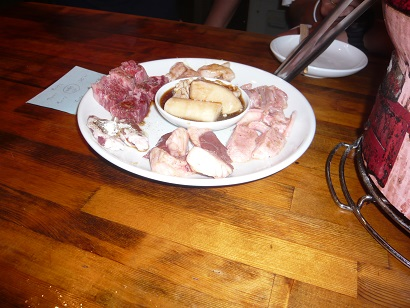 9月21日横浜肉