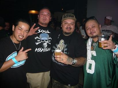 9月21日横浜4人