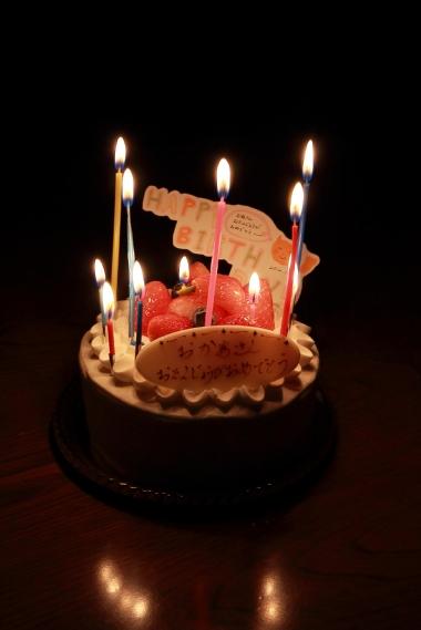 2012(23)誕生日
