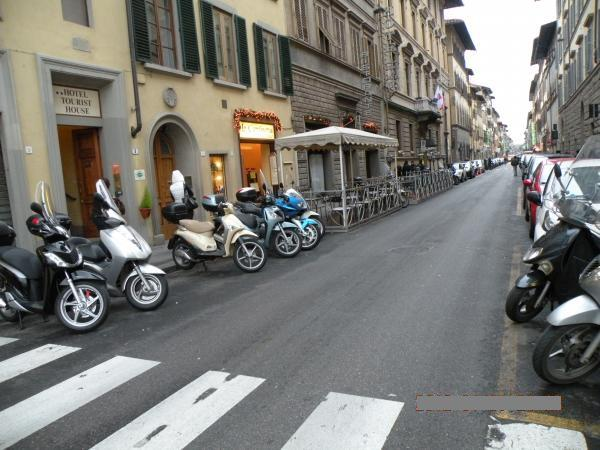 イタリア式駐輪