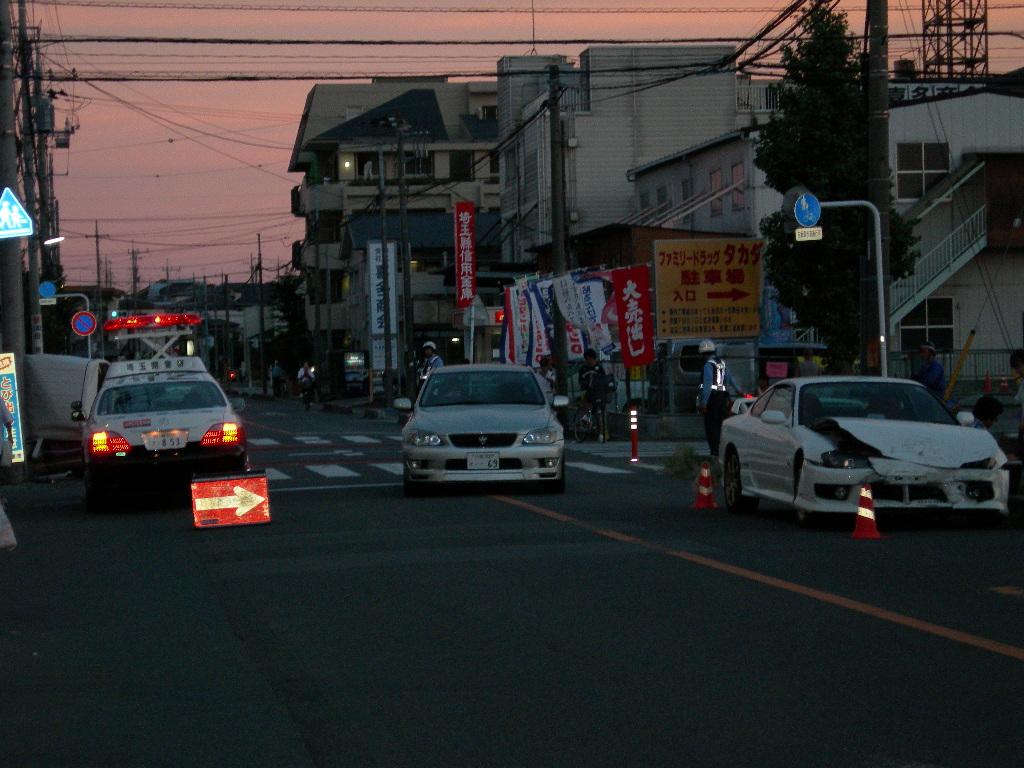 交通事故(1)