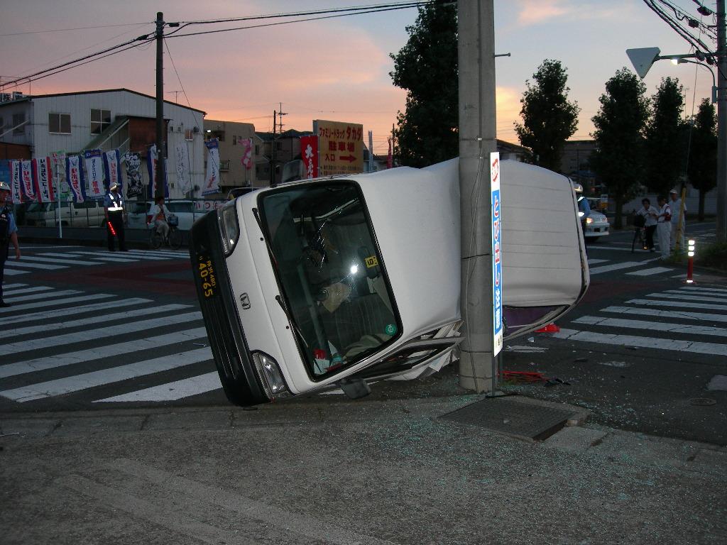 交通事故(3)