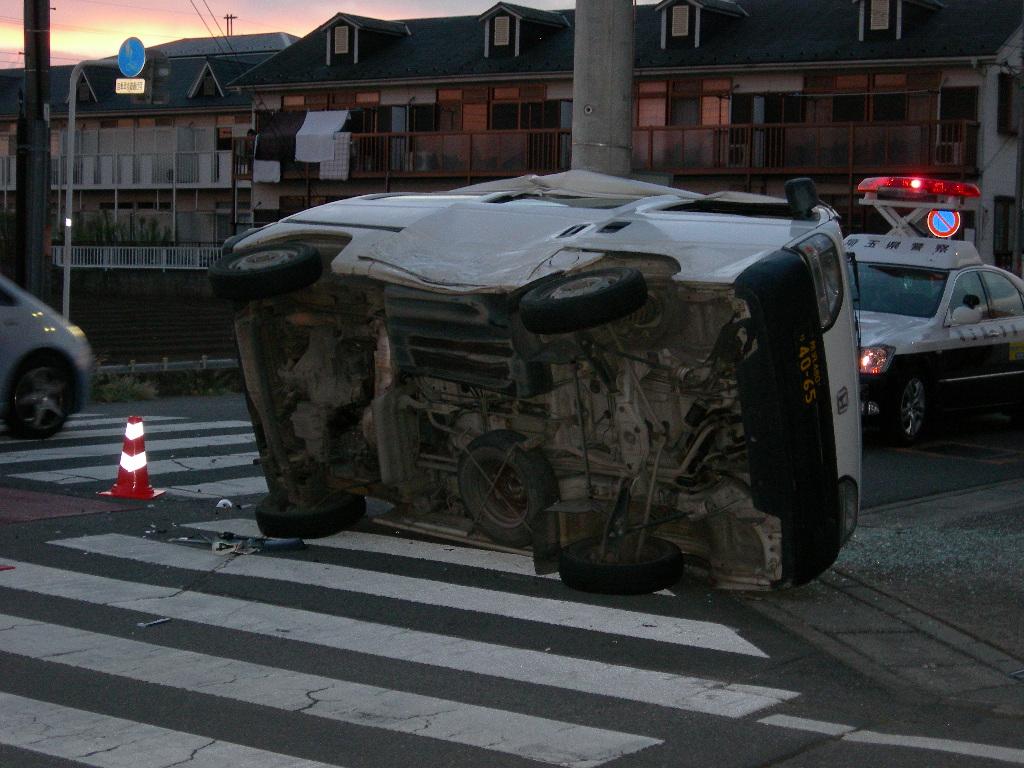 交通事故(5)