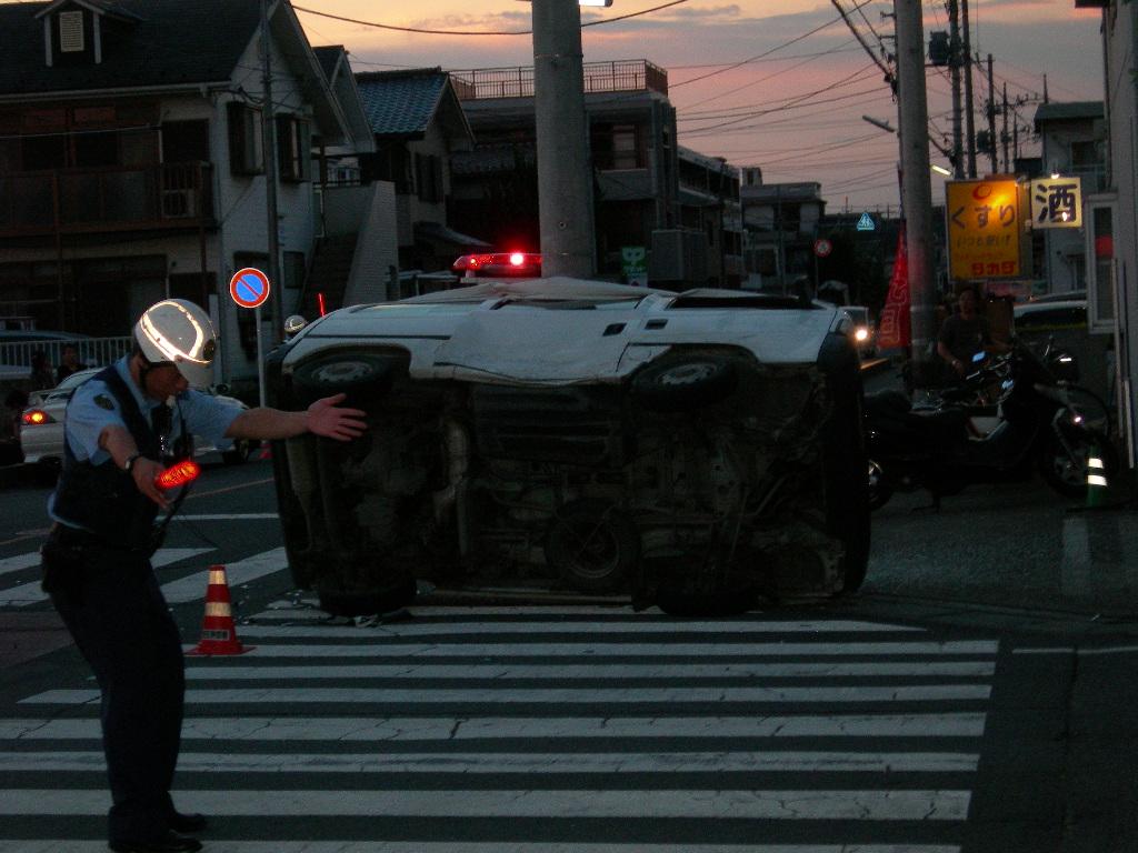 交通事故(7)