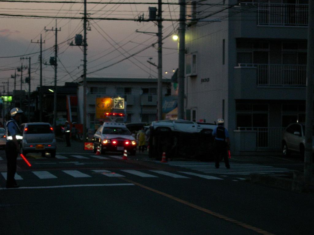 交通事故(9)