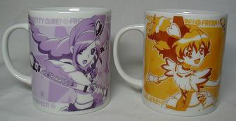 マグカップ×2