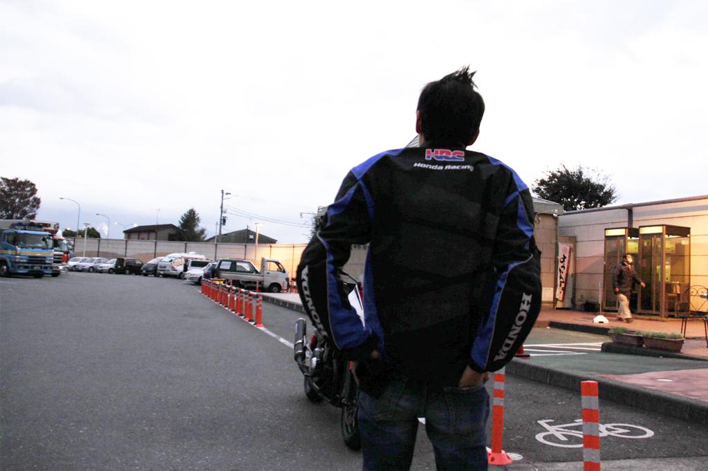 管理人と道の駅富士