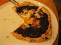 ピザはカレー味