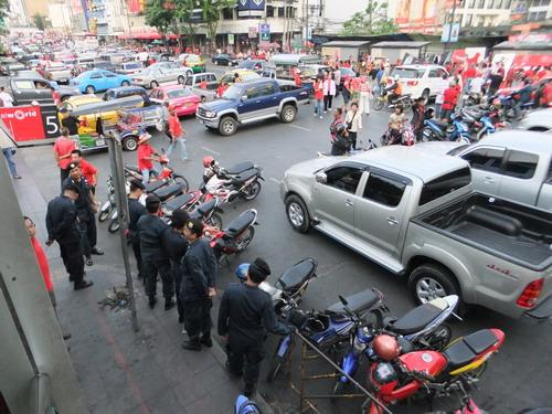 1- Red shirts  Bkk 07