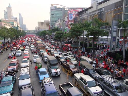 2- Red shirts Bkk 01