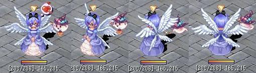 セラフィムの翼!