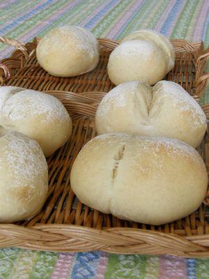 お豆腐パン