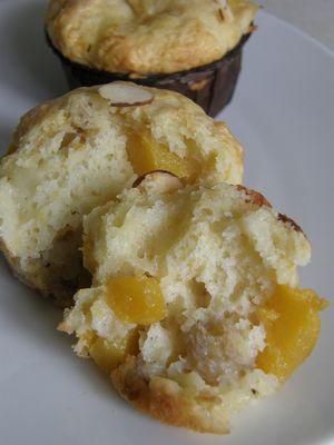 Mango Banana Muffins
