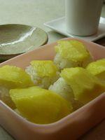 マンゴー寿司