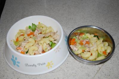 手作り食1