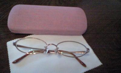 091107新しい眼鏡