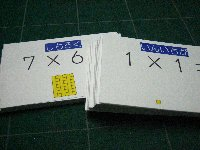九九カード