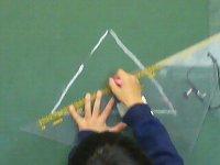 透明三角定規