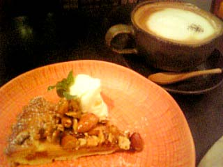 phonic:hoop キャラメルナッツのタルト+カフェバニラ