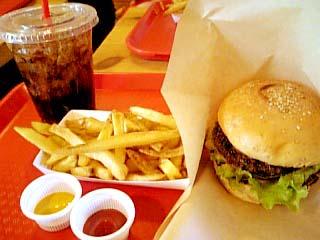 ZEST Premium Burger セット