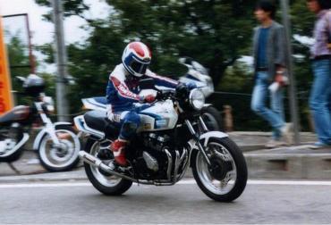 ホンダCBX400F
