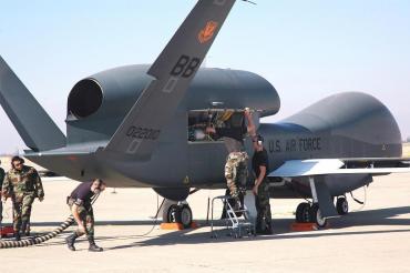 RQ-4 Global Hawk グローバルホーク