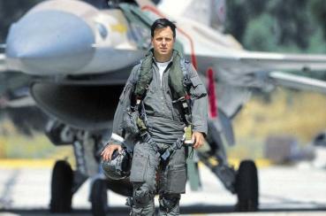 Ilan Ramon F-16 attack on Iraqs Osirak