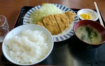 沼津「定食」たぬき