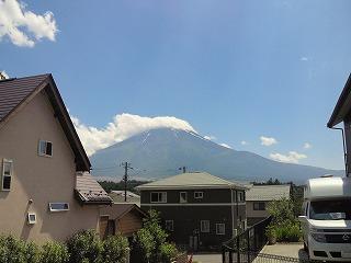 6月25日富士山