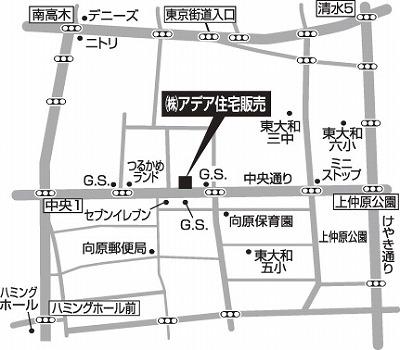 s-アデア住宅販売様_地図