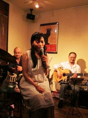 20110705川越Tricycle Cafe  (9)