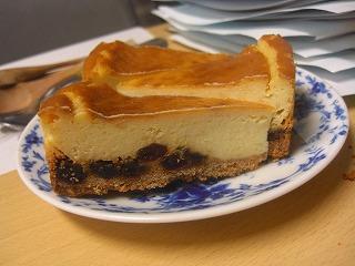 チーズケーキ円形3