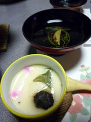 天草の亀屋ホテル華椿のお食事♪