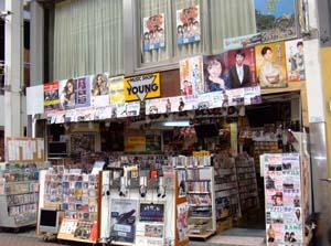 岸和田駅前商店街3