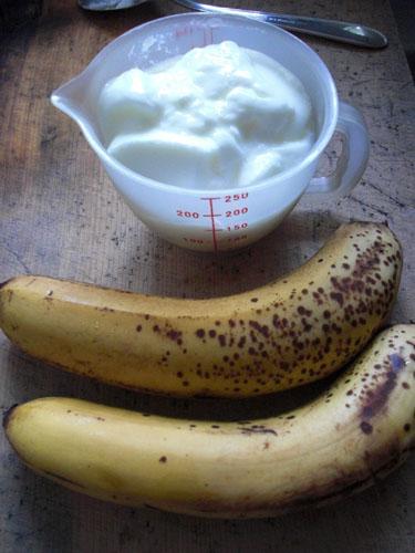 バナナパンナコッタ01