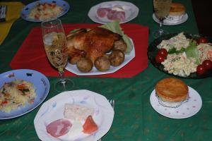 09.12.25クリスマスディナー