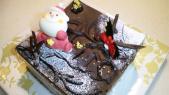 クリスマスケーキ買いました