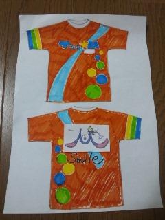 Team☆Mシャツ①