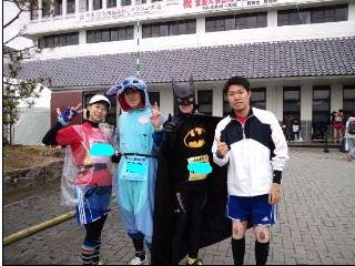 篠山スティッチ&バットマン&ぺこさん