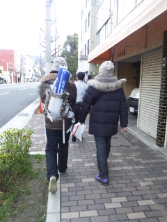 京都マラソンラブラブ
