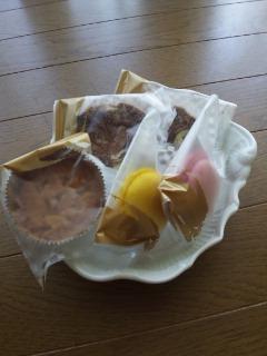 辻調理師専門学校のお菓子