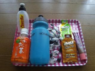 京滋トレイル補給食
