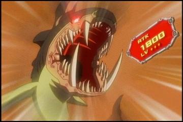 フィッシュ・レインで呼ばれたでかい鮫