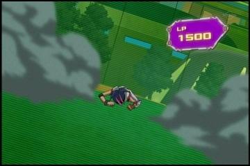 残りライフ1500