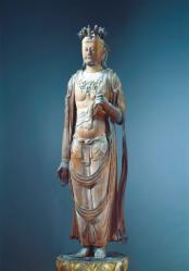 唐招提寺十一面観音菩薩立像