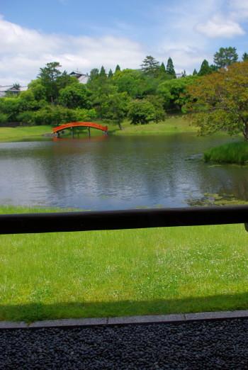 大乗院庭園