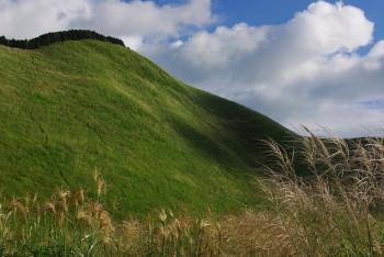 曽爾高原亀山