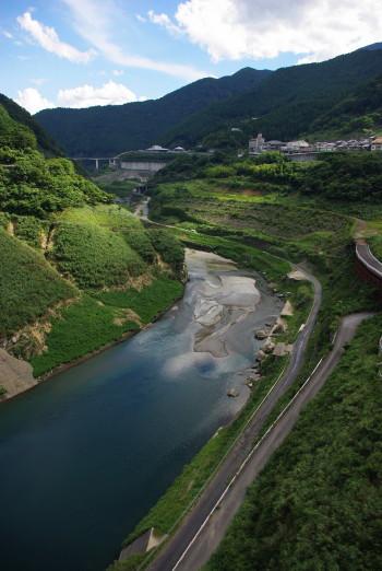 大滝ダム1
